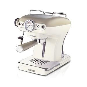 Machine à café Expresso Vintage 0,9 L 1389 Beige Ariete