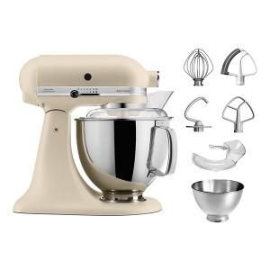 Robot artisan crème 5KSM175PS Kitchenaid