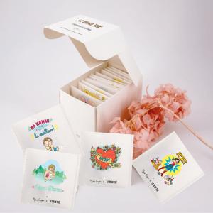 Boîte de thé sachets illustrés FETE DES MERES by Marie Crayon – 8, 16 ou 24 sachets