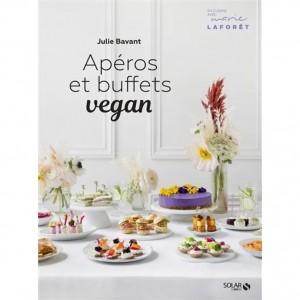 "Livre ""Apéros et buffets vegan"""
