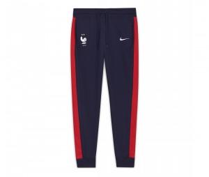 Pantalon France Fleece Bleu