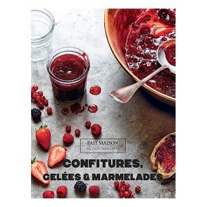 Livre Confitures, gelées et marmelades Fait Maison Hachette pratique