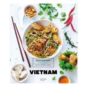 Livre Vietnam Fait Maison Hachette pratique