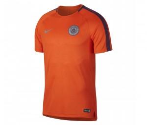 Maillot Pré-Match Manchester City Squad Orange