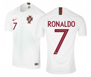 Maillot Portugal Exterieur Ronaldo 2018/19