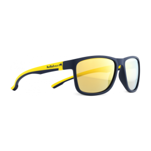 Lunettes Red Bull Twist Mat Dark Blue / Mat Yellow Polar