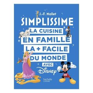 Livre Simplissime la cuisine en famille avec Disney Hachette pratique