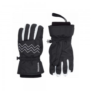 Gants De Ski Rossignol Jr Jane G Black