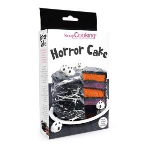 Kit Horror Cake Scrapcooking Scrapcooking