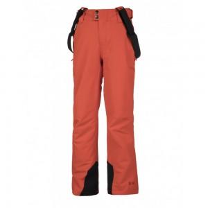 Pantalon De Ski Protest Bork Jr Snowpants Orange