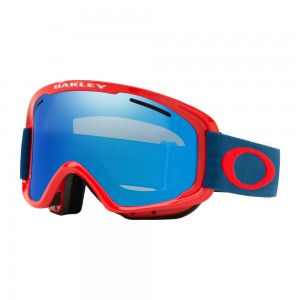 Masque Oakley O Frame 2 Xm Red Poseidon Black Ice & Persimmon