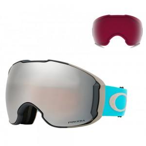 Masque Ski Oakley Airbrake Xl Moonrock Sea Prizm Black & Rose