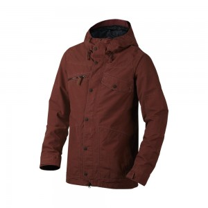 Veste De Ski Oakley Timber Bzs Jacket Fired Brick