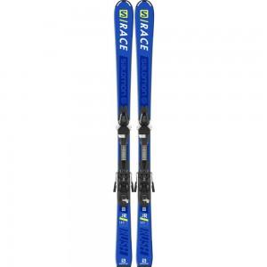 Pack Ski Salomon E S/race Rush Jr + L7 B80 Bl/y