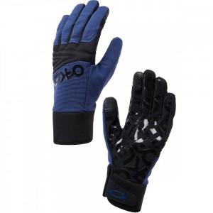 Gants De Ski Oakley Factory Park Glove Dark Blue