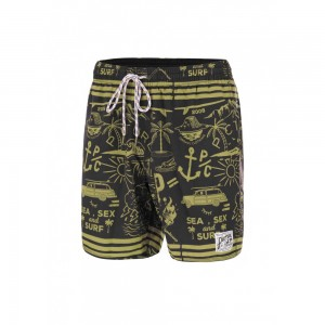Boardshort Picture Organic Imperial 17 Sunland